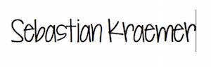 Unterschrift Sebastian